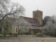 Wonston Church North Aspect