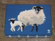 Sheep Kneeler